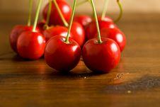 Free Cherries Stock Images - 14565504