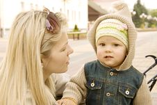 Explanation Of Mum Royalty Free Stock Images