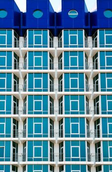 Abstract Building Royalty Free Stock Images