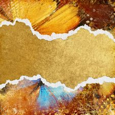 Free Golden Background Royalty Free Stock Images - 14566049