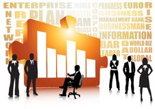 Free Business People Royalty Free Stock Photos - 14566068