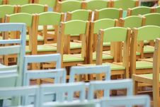 Free Rows Of Chairs Stock Photos - 14566613