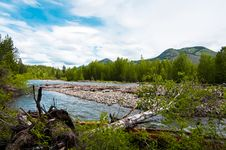 Free Mountain River Royalty Free Stock Photos - 14566848