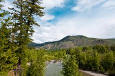 Free Methow Valley River Stock Images - 14566864