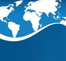 Free World Line Background Stock Photos - 14567193