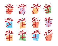Free Gift Boxes Stock Photo - 14567350
