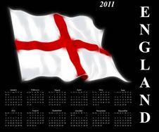 Free 2011 Calendar Stock Photo - 14567490