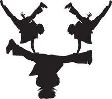 Free Breakdance Stock Photo - 14567800