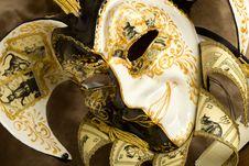 Free Venice Mask Royalty Free Stock Image - 14567956