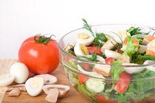 Free Vegetable Salad Stock Photo - 14569030