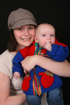 Free Mother And Baby Stock Photography - 14569142