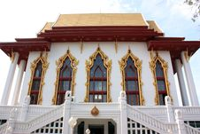 Free Thai Traditional Place Of Warship Royalty Free Stock Photos - 14569798