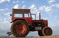 Free Old Tractor Royalty Free Stock Images - 14570279