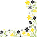 Free Floral Frame Stock Photography - 14570602