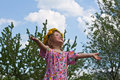 Free Portrait Of Little Girl Stock Images - 14571174