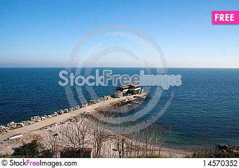 Free Nesebar Island Stock Photography - 14570352