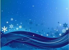 Free Winter Background Royalty Free Stock Images - 14570219