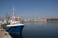 Free Nesebar Island, Port Stock Images - 14570354