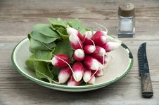 Free Fresh Radish Stock Photos - 14570593
