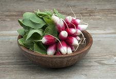 Free Fresh Radish Stock Photography - 14570632