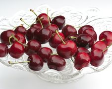 Free Cherries Royalty Free Stock Image - 14570756