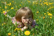Free Little Girl Stock Photos - 14571273