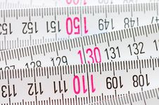 Free Centimetric Ruler Royalty Free Stock Photo - 14572375