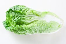 Free Chinese Cabbage Royalty Free Stock Photography - 14573257
