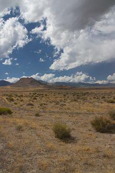 Free Nevada Landscape Stock Photography - 14574252