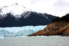 Free Glacier Perito Moreno Royalty Free Stock Photo - 14574265