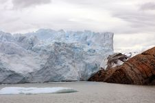 Free Glacier Perito Moreno Stock Photography - 14574702