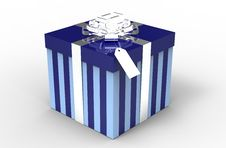 Free Gift Box Royalty Free Stock Images - 14575319