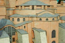 Free Hagia Sofia Closeup Royalty Free Stock Images - 14575349