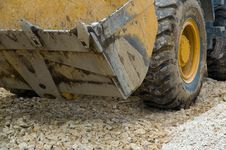 Free Earth-moving Machine Stock Photos - 14575573