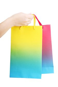 Free Shopping Bags Stock Photos - 14576203