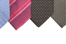 Free Ties Royalty Free Stock Photo - 14576305
