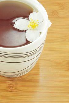 Free Jasmine Tea Stock Image - 14576361