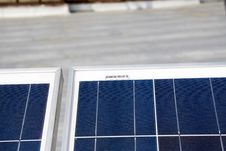 Free Solar Panel Royalty Free Stock Photography - 14576377