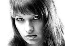 Free Glamour Stylish Beautiful Woman Royalty Free Stock Photography - 14576797