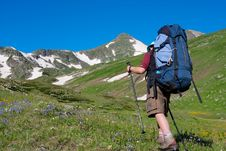 Free Hiker Stock Image - 14576891
