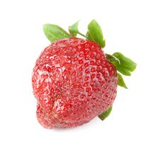 Free Ripe Berry Of The Strawberries Stock Photography - 14577102