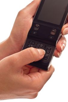 Free Mobile Phone Royalty Free Stock Photos - 14578178