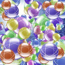 Free Molecules Stock Image - 14578321