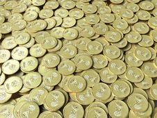 Money-money-money Royalty Free Stock Image