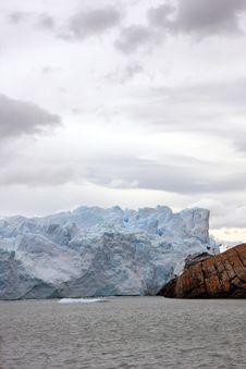 Free Glacier Perito Moreno Royalty Free Stock Image - 14578586