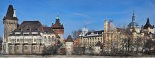 Free Castle Of Vajdahunyad, Budapest Stock Images - 14579124