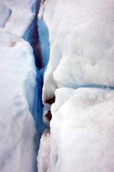 Glacier Perito Moreno Ice Stock Images