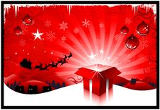 Free Christmas Background Stock Photo - 14579400