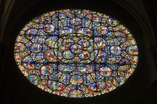 Free Stained-glass Church Window Stock Image - 14579841