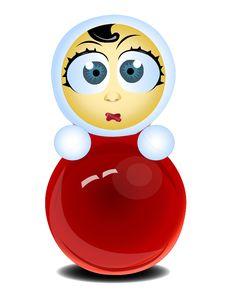 Free Tumbler Toy Royalty Free Stock Image - 14579856